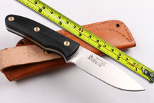 Brand New Camping Fixed Blade Knives Hunting Survival Straight Knife High Quality Outdoor EDC Tools 9Cr18Mov Blade G10 Handle