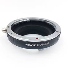 Newyi Ef Lm Adapter For Canon Eos Ef Lens To Leica M M9 With for Techart Lm Ea7Ii camera Lens Converter Adapter Ring