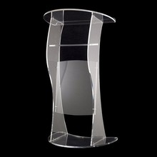 Glass-Pulpit Church/acrylic Furniture Pulpit-Of-The-Church Organic