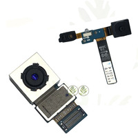 1PCS Original Rear Back Main Big Camera Front Camera Unit Kits For Samsung Galaxy Note 4