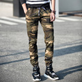New Fashion Tactical Military Camouflage Cargo Pants Men Army Thermal Camo Hunt Hike Casual Pants
