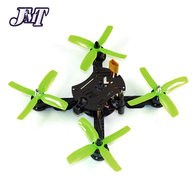 JMT X180 HD 700TVL CAM ESC BNF Assembled RC Racing Drone with  FPV OSD Flysky A8S RX DIY Quadcopter No Remote F21233-E jmt x180 diy quadcopter pnp assembled racer kit 180mm super light mini rc racing drone with osd fpv hd camera no rx tx battery