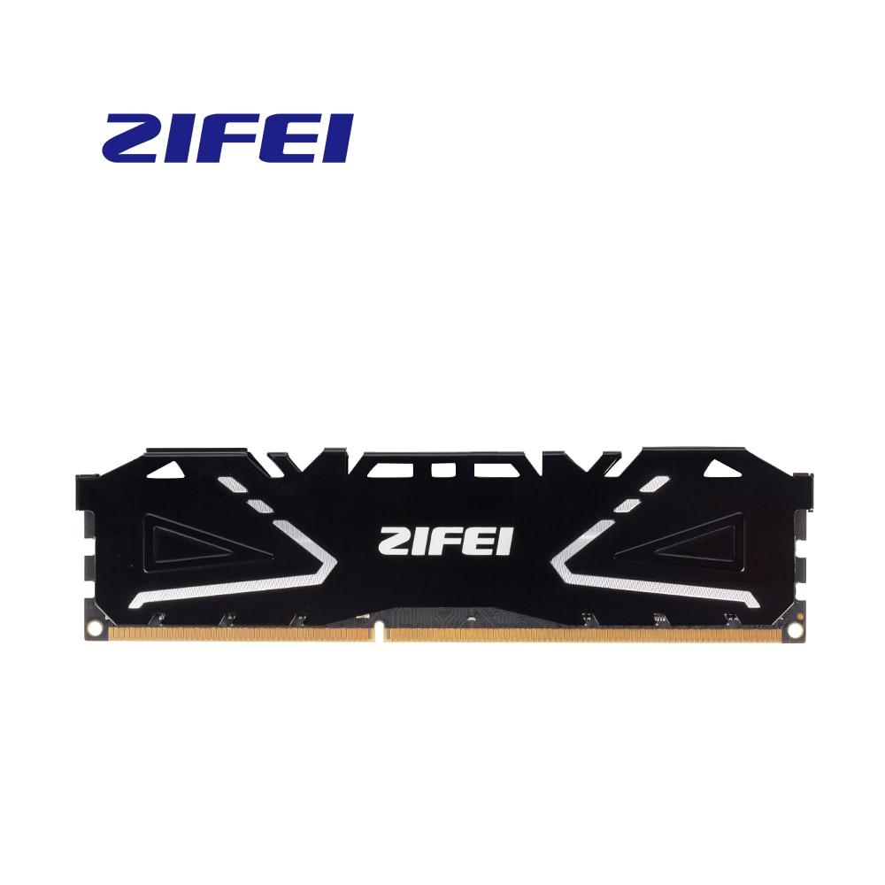 ZiFei ram DDR3 8GB 1333MHz 1600MHz 1866MHz 240Pin DIMM ordinateur de bureau de mémoire Ram pour jeux d'ordinateur Ram
