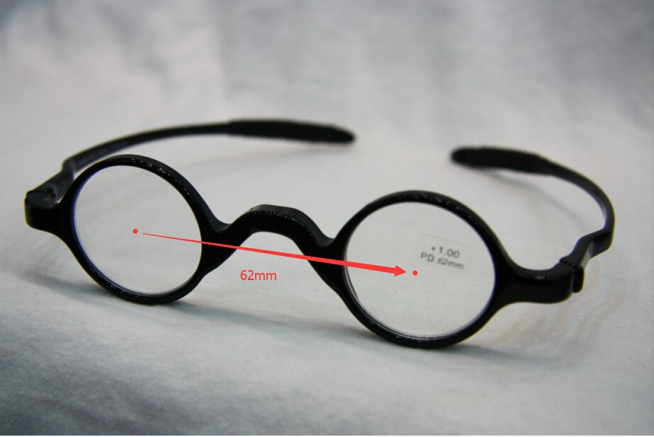 3 Pairs Pack Classic Retro Round Frame Reading Glasses Teacher Musician Flexible Pocket Reader 1 0 to 3 5 come with soft case in Women 39 s Reading Glasses from Apparel Accessories