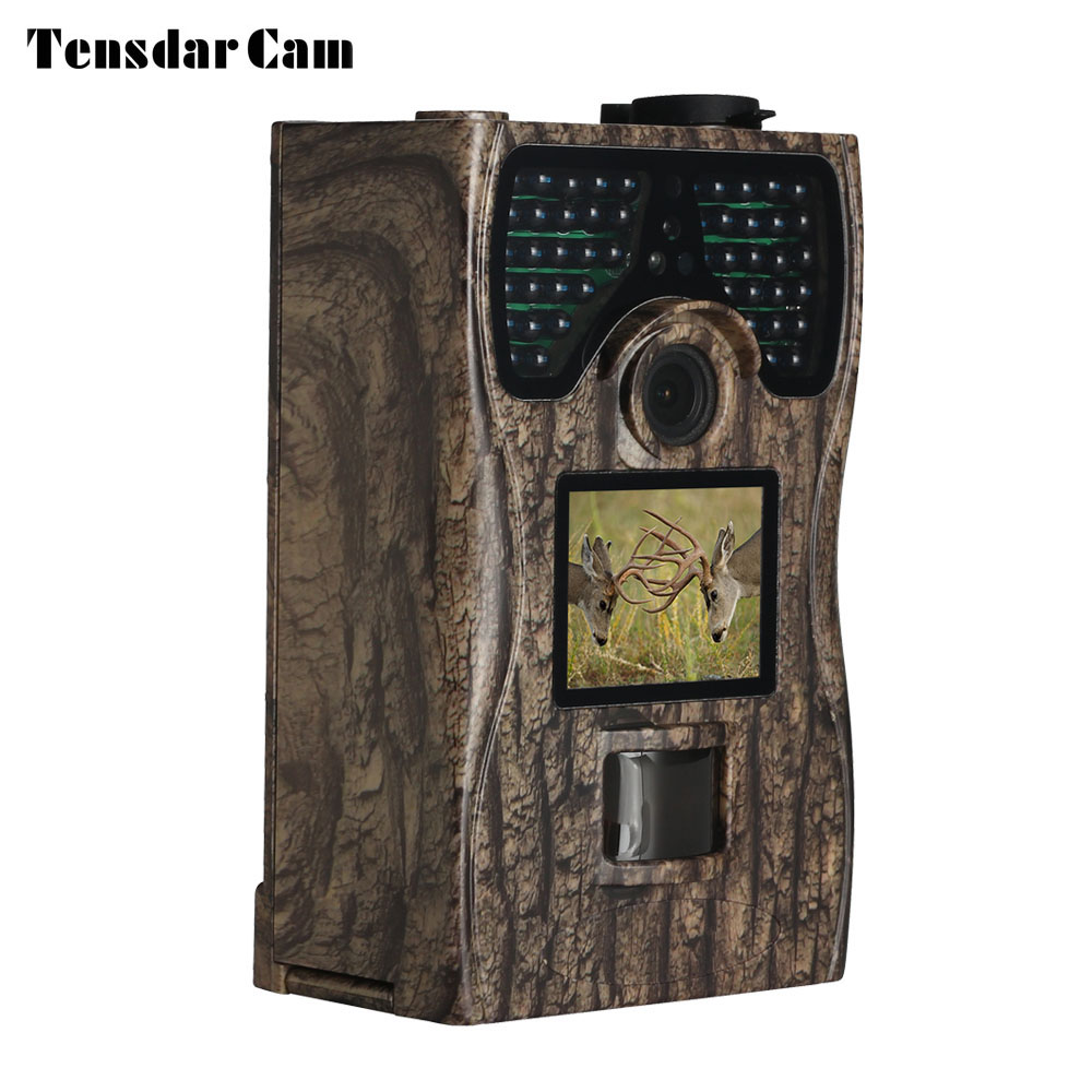12MP Wildlife Hunting Camera Night Vision Infrared HD 1080P Scouting Game Camera Trap Trail Camera digital hunting camera trail scouting wildlife 12mp 1080p hd stealth security