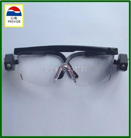 Preto Brilhante Luzes LED Noite Óculos de Segurança Óculos De Leitura Dos  Olhos para Segurança do Trabalho Industrial Reparação Automóvel Equitação  Esportes ... e5b917ed84
