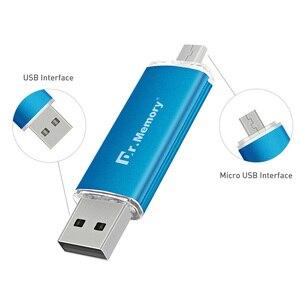 Image 2 - عالية السرعة 64GB OTG محرك فلاش usb 32GB usb 2.0 ذاكرة عصا 16gb أندرويد حملة القلم