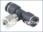 PBF 8-01  tube size 8mm,Thread 1/8 ,brass hose fitting,pneumatic fitting,Festo fitting 8 0