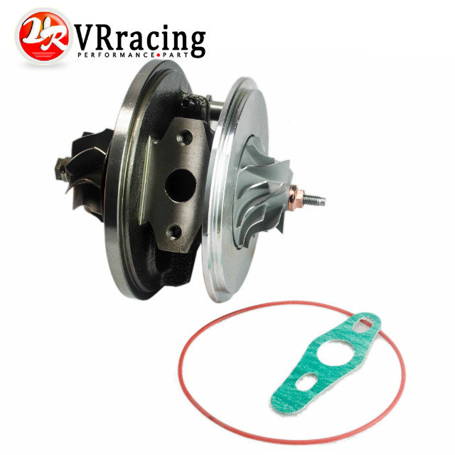 VR RACING - GT1749V 713673 Turbo cartridge CHRA for AUDI VW Seat Skoda Ford 1.9 TDI 115HP 110HP VR-TBC15 vr racing billet aluminum lower control arms fits for ford mustang 2005 2014 vr lca01s