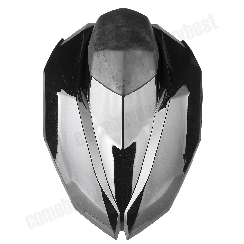Rear Back Seat Cover Cowl Fairing for Kawasaki Z800 2013 2014 2015 High Quality ABS Plastic