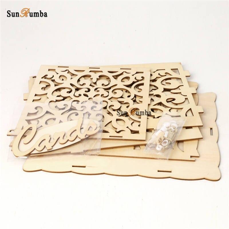 Wedding card box MUW-324-05