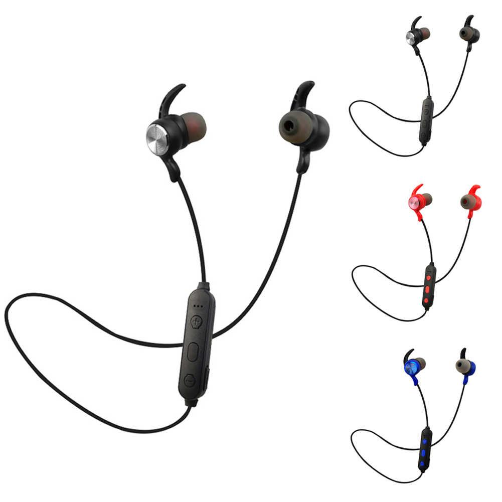 Bluetooth наушники для iPhone X XS XR Max 8 7 6 беспроводные Спортивная гарнитура Samsung Galaxy S9 S8 Plus