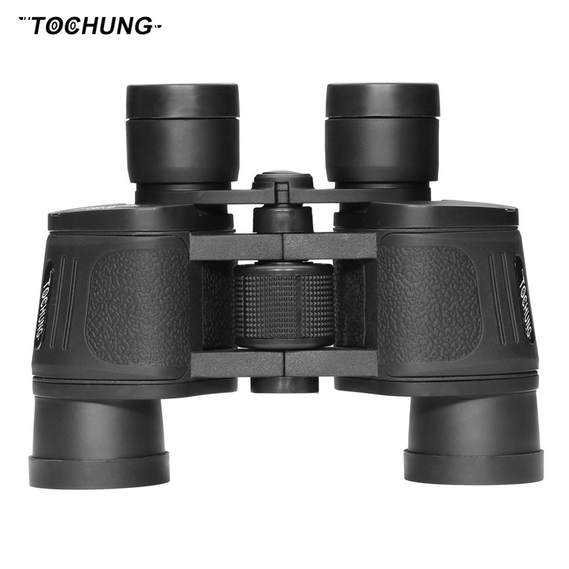 TOCHUNG 8x40HD Spectacles thermal Binoculars Telescope Outdoor Hunting Military Standard Grade High-Powered Binoculars Anti-fog