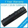 5200 mah batería del ordenador portátil hp Pavilion dm4t dm4-1000 g4 g6 g4-1100 g6-1000 g6-1100 g6-1a00 HSTNN-178C HSTNN-179C HSTNN-I78C