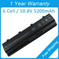 5200mah laptop battery for hp Pavilion dm4t dm4-1000 g4 g6 g4-1100 g6-1000 g6-1100 g6-1a00 HSTNN-178C HSTNN-179C HSTNN-I78C