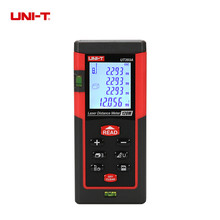 Wholesale New Digital Laser Rangefinder UNI-T  UT393A 120m Handheld Digital Range Finder Auto calibration Area & Volume Calculation Tool