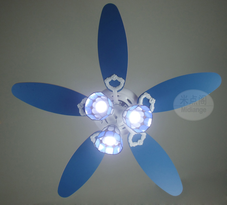 Princess bedroom childrens room eastern mediterranean fan light princess bedroom childrens room eastern mediterranean fan light ceiling fan light shades in ceiling fans from lights lighting on aliexpress alibaba aloadofball Images