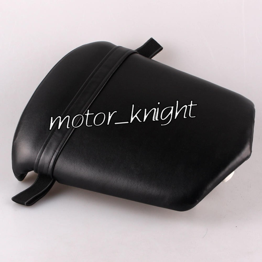 New Rear Passenger <font><b>Seat</b></font> Cushion Pillion <font><b>For</b></font> <font><b>Yamaha</b></font> YZF <font><b>R1</b></font> <font><b>2000</b></font> 2001 Black image
