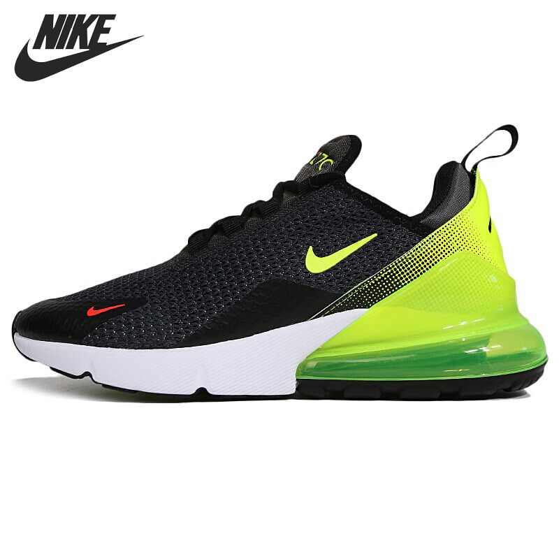 Una efectiva Tropical fósil  Original New Arrival NIKE AIR MAX 270 Men's Running Shoes Sneakers Running  Shoes  - AliExpress