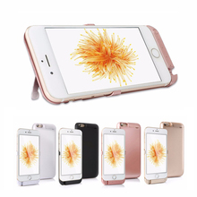5000mAh Battery Case For iPhone 6 s 6s Power Bank 8000mAh Charging Case For iPhone 6plus 6s Plus Battery Charger Case Cover цена 2017