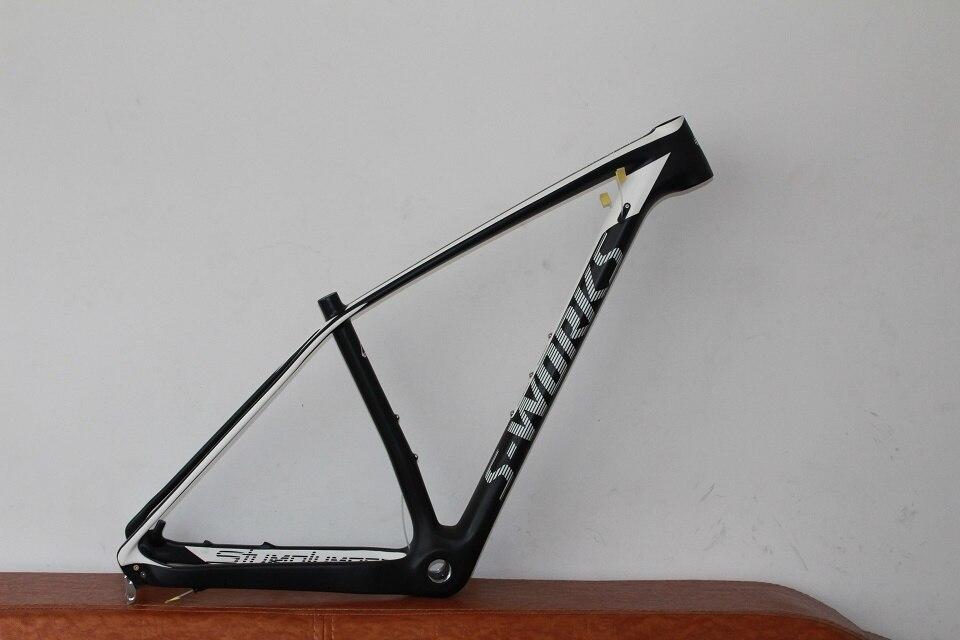 S wor bicicleta de montaña del carbón Cuadro Carbono Mtb 29er marco ...