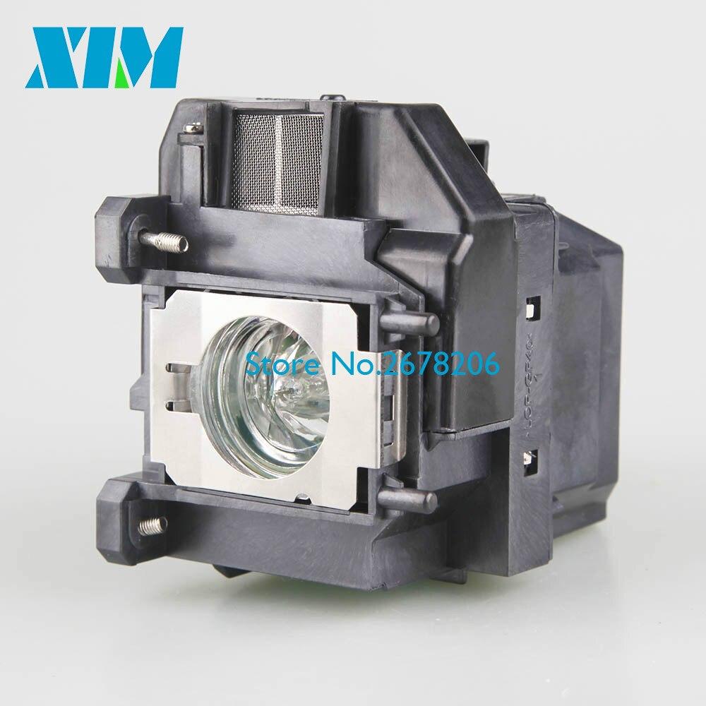 Lampe de projecteur Pour EPSON EB-S02/EB-S11/EB-S12/EB-SXW11/EB-SXW12/EB-W02/EB-W12/EB-X02/ EB-X11/EB-X12/EB-X14/EB-X15/EH-TW480/EX3210