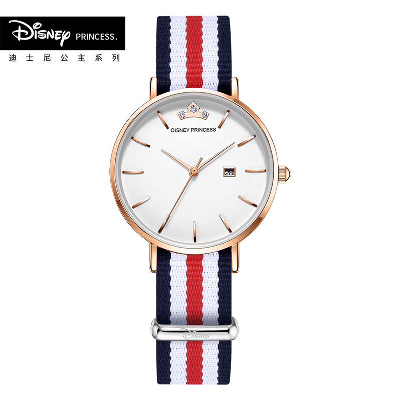 Fashion Style 2019 New Students Watch Disney Female Han Edition Contracted Fashion Ulzzang Tarpaulin Girl Watches Fine Craftsmanship Back To Search Resultswatches