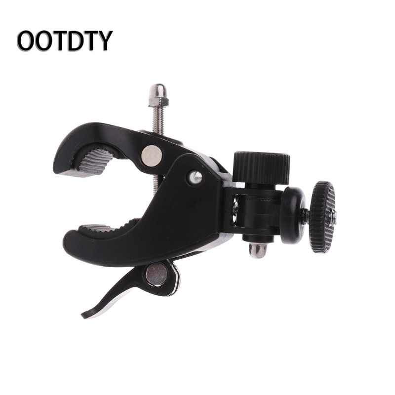 OOTDTY Camera Tripod Super Clamp Tripod Clamp for Holding LCD Monitor/DSLR Cameras/DV Tool New optical instrument