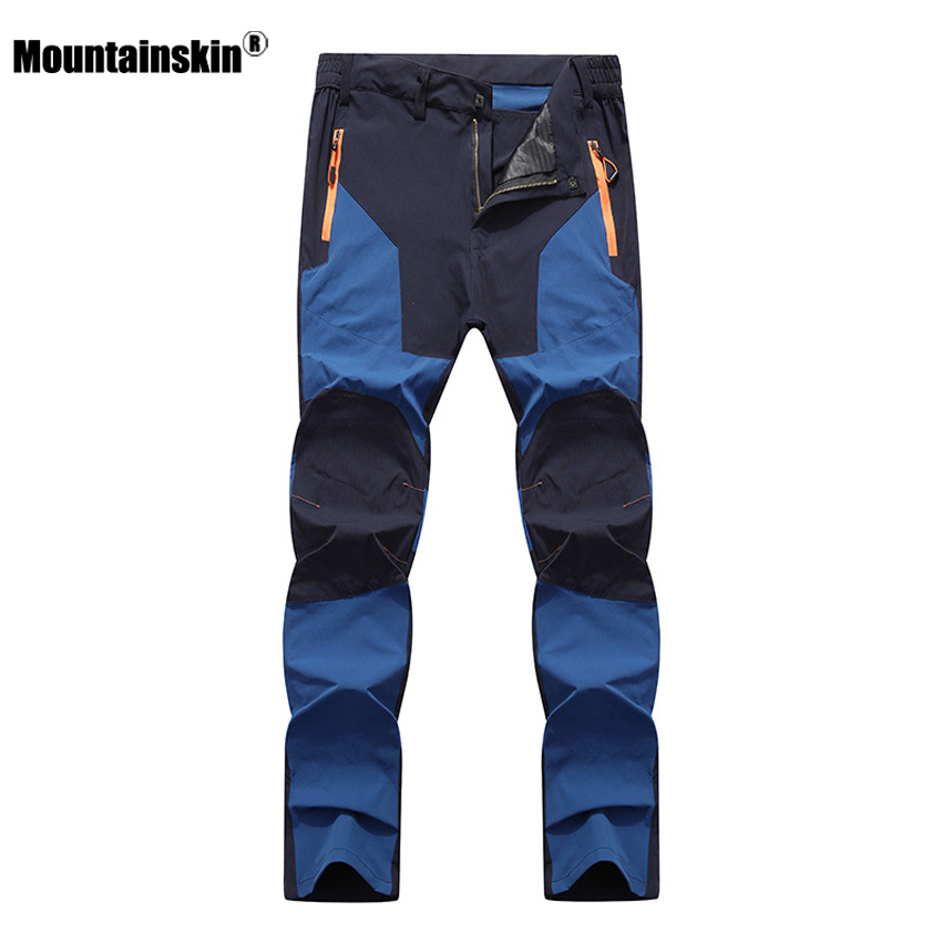 Mountainskin 5XL Mens Summer Quick Dry Pants Sport Outdoor Elastic Hiking Camping Trekking Fishing Climbing Male Trousers VA246Mountainskin 5XL Mens Summer Quick Dry Pants Sport Outdoor Elastic Hiking Camping Trekking Fishing Climbing Male Trousers VA246