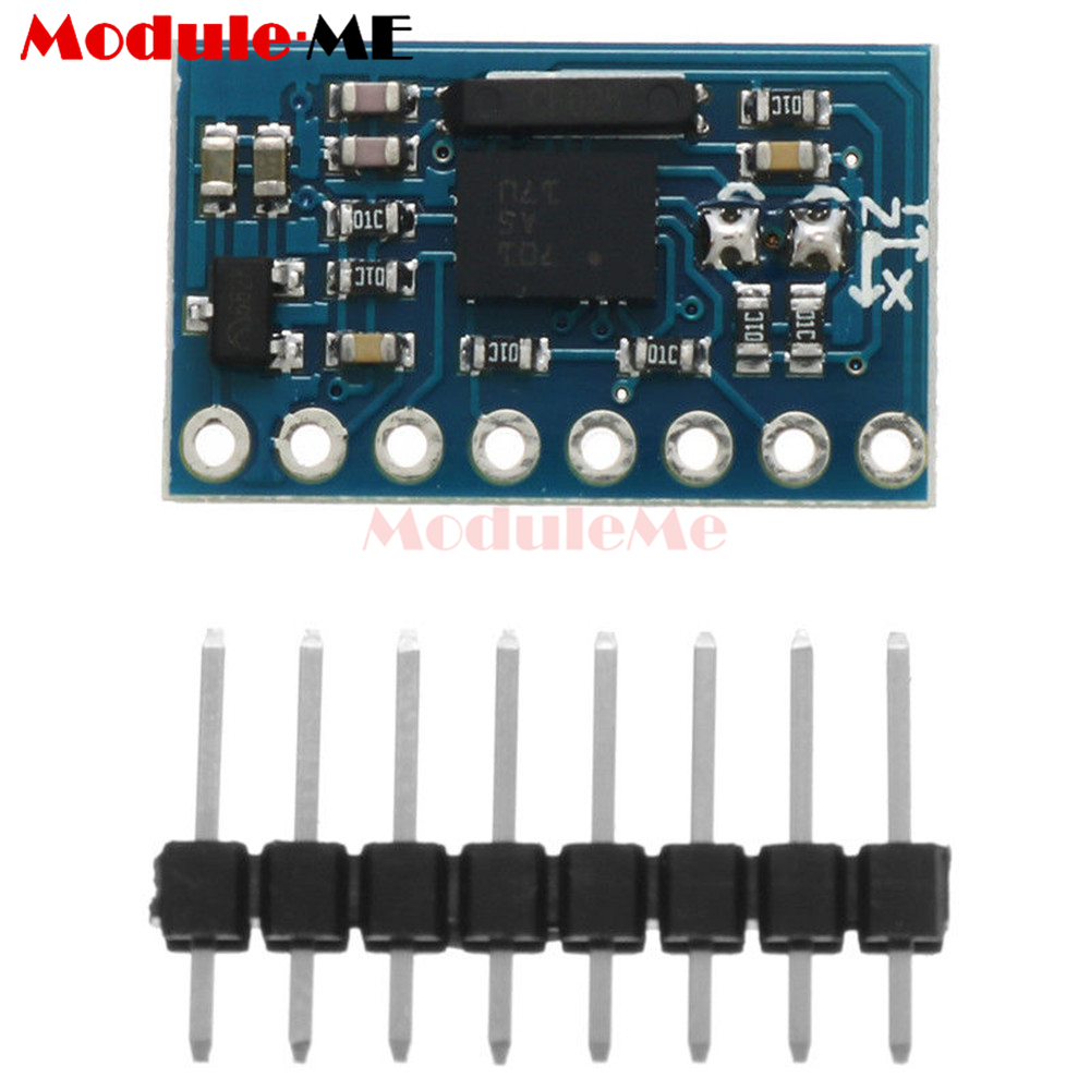 GY-BNO055 9DOF 9-axis IMU BNO055 Breakout Board Sensor Angle Gyroscope Module Low Voltage Triaxial Geomagnetic MagnetometerGY-BNO055 9DOF 9-axis IMU BNO055 Breakout Board Sensor Angle Gyroscope Module Low Voltage Triaxial Geomagnetic Magnetometer