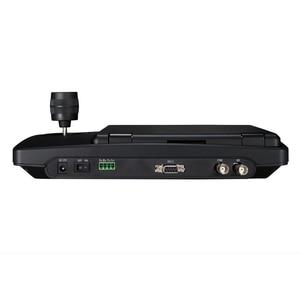 Image 5 - כנס ציוד ערכות 12X זום PTZ מצלמה שידור DVI SDI IP מצלמה עם 8 אינץ TFT LCD rs232 RS485 ptz בקר
