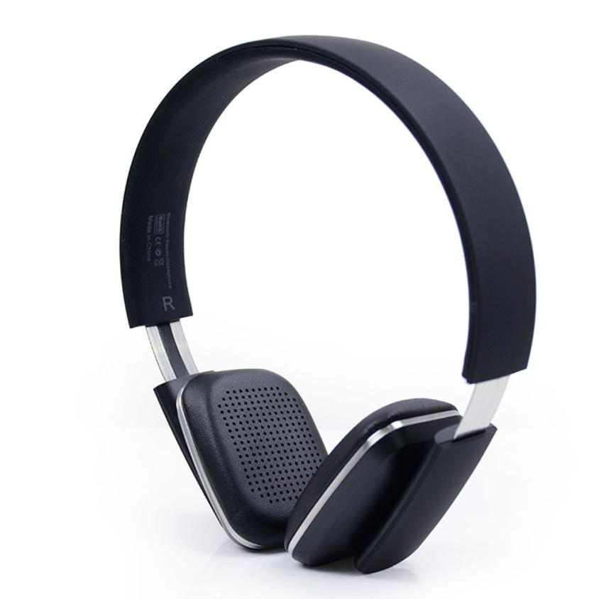 2017 Fashion Music Lovers Device Wireless Bluetooth Foldable Headset Stereo Headphone Earphone for iPhone A08 remax bluetooth v4 1 wireless stereo foldable handsfree music earphone for iphone 7 8 samsung galaxy rb 200hb