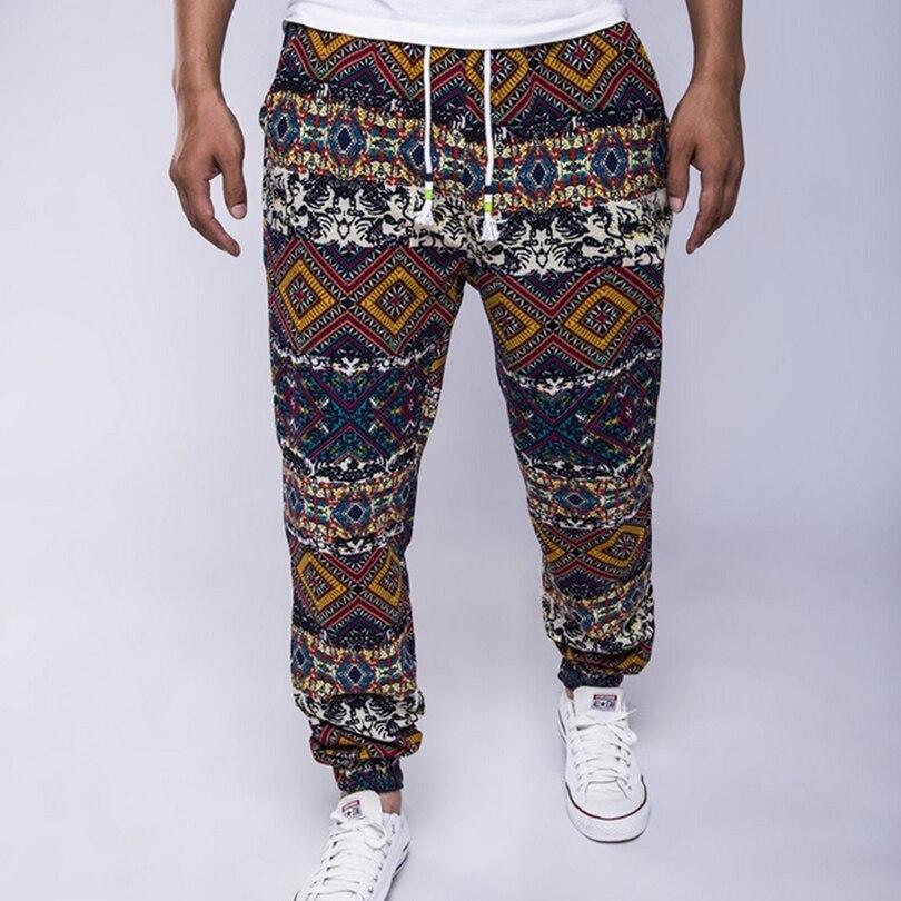 Men's linen casual pants 1