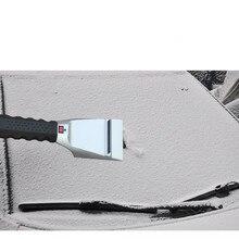 Автомобильное лобовое стекло антиобледенитель, обогреватель Электрический лед/скрепер для уборки снега с подогревом clearner с автомобильного прикуривателя для автомобиля деталь водонагревателя