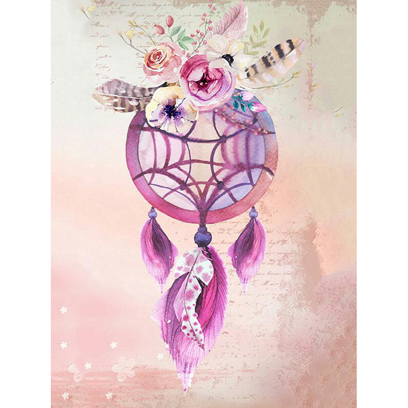 Buy painted dream catcher and get free shipping on aliexpress mightylinksfo