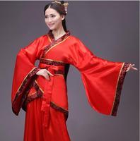 Women Hanfu Clothes Lady Chinese Stage Dress Hanfu national costume Chinese Hanfu