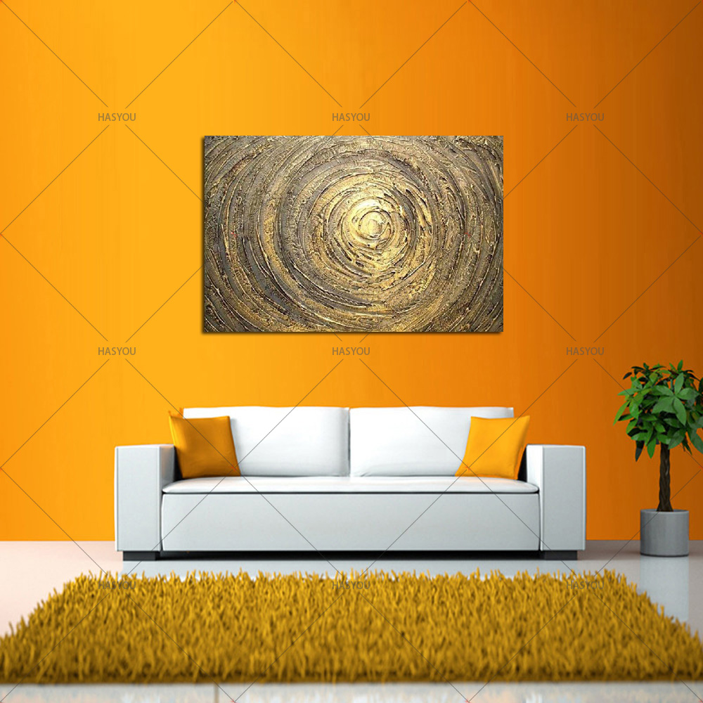 Hand painted Oil Painting On Canvas Oil Painting Abstract Modern ...
