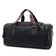 лучшая цена Men Travel Bag Men Handbag Large Capacity Shoulder Bag Luxury Designer Male Messenger Bags Casual Crossbody Men's Travel Bags