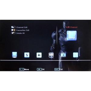 Image 5 - [אמיתי] S V6 מיני HD DVB S2 לווין מקלט תמיכת כרטיס שיתוף Newcamd Xtream Satelital USB Wifi 3G מפתח ביס Youtube