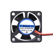 Brushless Mini Cooling Fan for 3D Printer