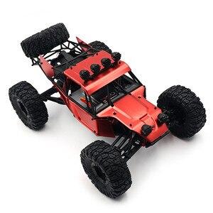 Image 5 - Coche de juguete teledirigido FY03 escala 1:12 2019G 4WD, vehículo todoterreno de alta velocidad, actualización de coche RC sin escobillas 2,4, novedad de 6,4