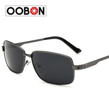 2017 Fashion Men Polarized Sunglasses Driving Sun Glasses Driver Driver for Male Eyewear Oculos de sol with Case