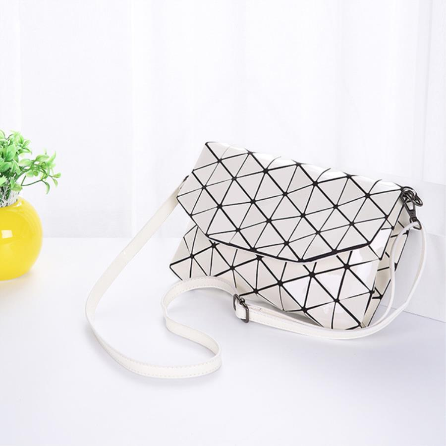 Female Crossbody Bags for Women 2018 Geometric Messenger Bags Bolsa Feminina Elegant Hand Clutch Bags Women BAOBAO Shoulder Bag