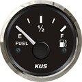 52mm indicador de nivel de Combustible medidor de nivel de combustible 240-33ohm señal para el barco del coche