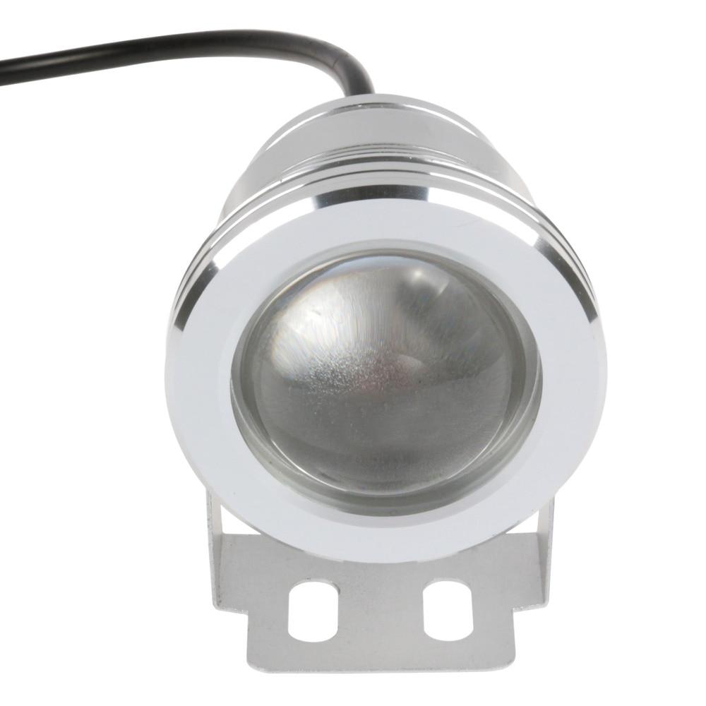 IP68 10 Вт LED RGB прожектор фонтан Пруд Открытый прожектор лампы домашнего DC12V Водонепроницаемый