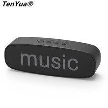 TenYua SC212 Bluetooth Speaker Mobile Wireless Car Audio Sma