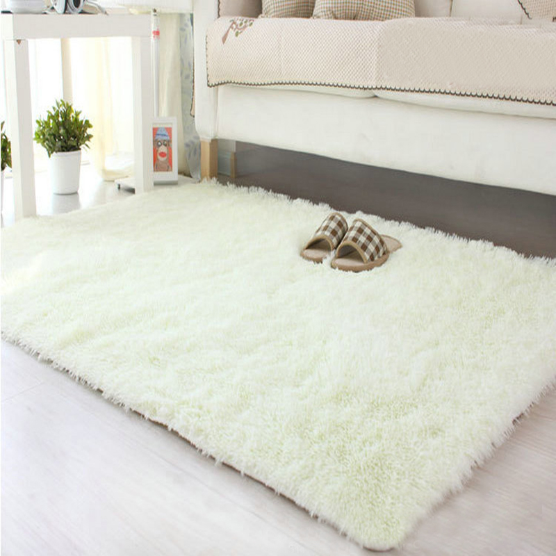 120*160cm Large Size Plush Shaggy Soft Carpet Area Rugs Slip Resistant  Floor Mats For Parlor Living Room Bedroom Home Supplies