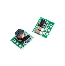DC-DC 0,9-3,3 V до 3,3 V 500mA 0,9-5 В до 5V Мини импульсный повышающий Мощность модуль постоянного тока в переменный ток для Arduino модуль преобразователя На...