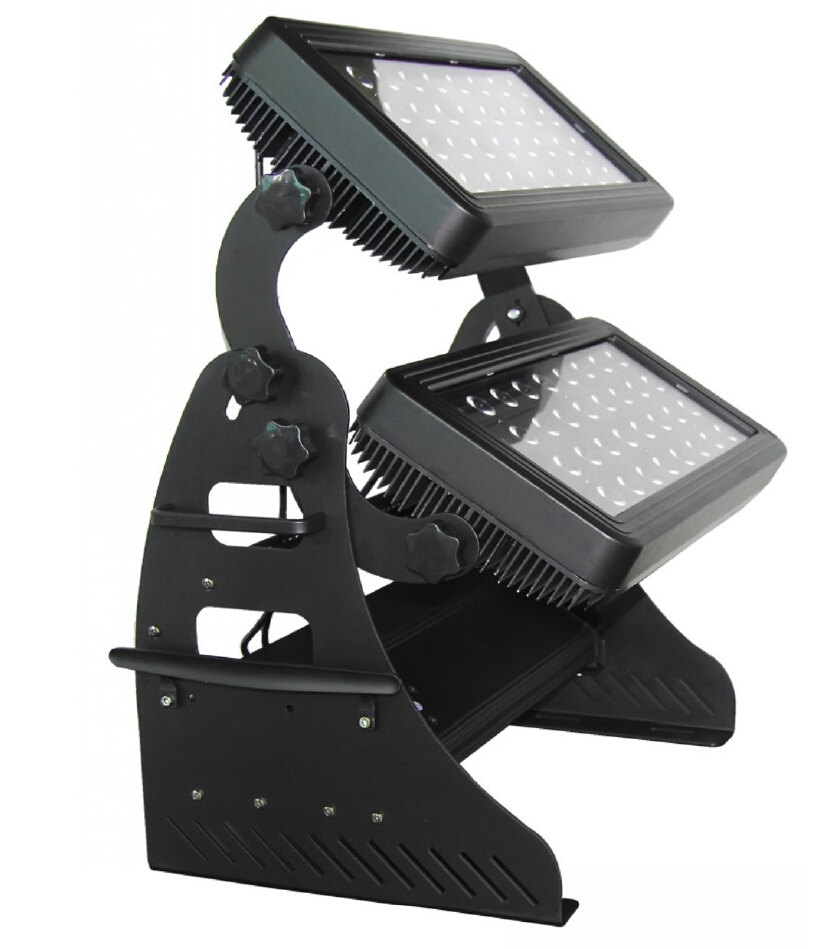 Original Stock Outdoor Stage Light,ip65 96ppcs*18w 6in1 Rgbaw+uv Waterproof Led City Color Light With Flight Case,outdoor Led Wall Washer Lustrous Lights & Lighting