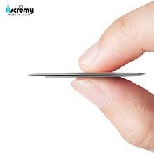 Mini QI kablosuz hızlı şarj iPhone 8 için artı X XS MAX XR 11 Pro Samsung Galaxy S10 S9 S8 not 10 9 10W indüksiyon şarj pedi